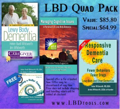 LBD Quad Pack - Great  Value for all four books